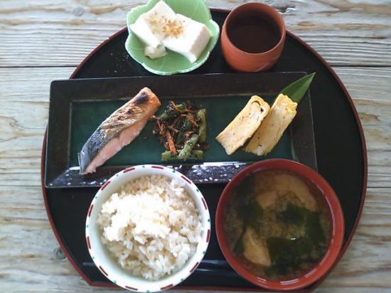 【沖縄離島8日目】朝食@パナパナ