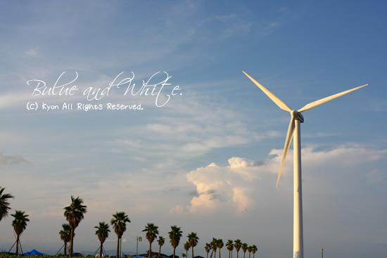 fotologue更新♪空と海と。
