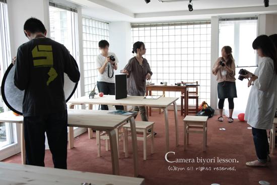 「カメラ日和学校2009春講座」第二回受講感想。