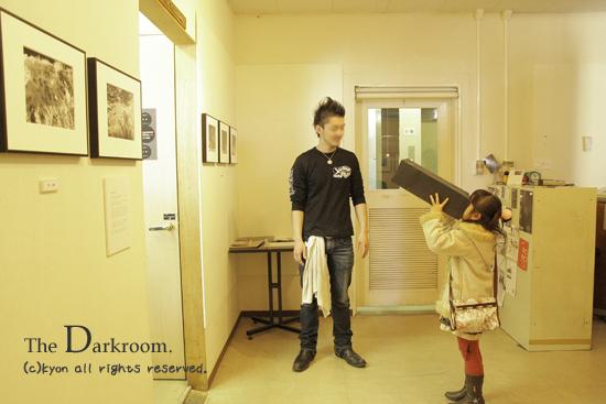 日本初の本格的レンタル暗室「The Dark Room International」